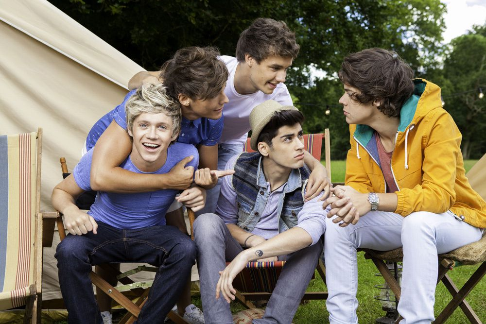 Les One Direction.