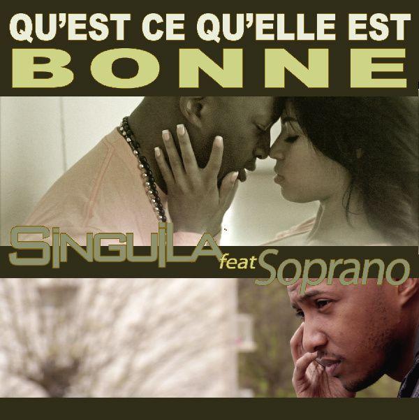 """Singuila et son single """"Qu'est-ce qu'elle est bonne"""" feat Soprano."""