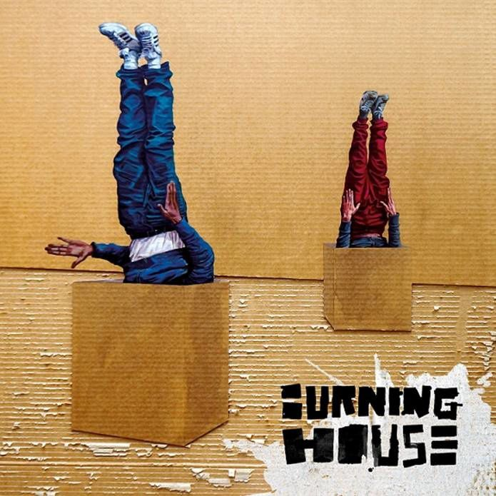 Burning House « Walking into a Burning House » album disponible chez Naïve.