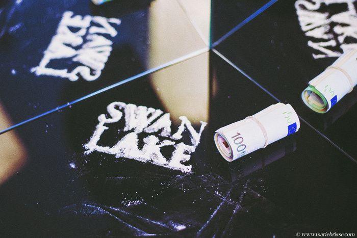 Swan Lake, version trash du Lac Des Cygnes