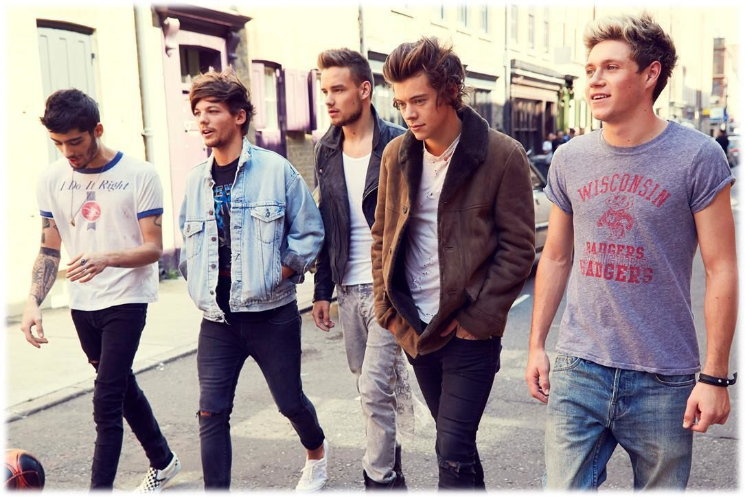 One Direction, le making of du clip &quot&#x3B;Story Of My Life&quot&#x3B;