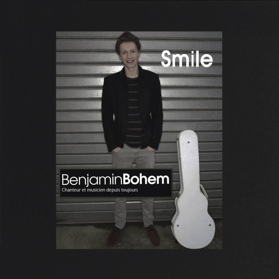 "Benjamin Bohem - Single ""Smile"" disponible : http://bit.ly/HPuu3t"