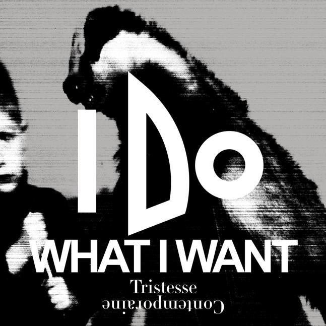 "Tristesse Contemporaine ""I Do What I Want"". EP Sortie le 24/03/14 en digital (Record Makers / Dirty)"
