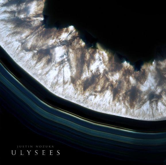 "La pochette de nouvel album ""Ulysees"" de Justin Nozuka."