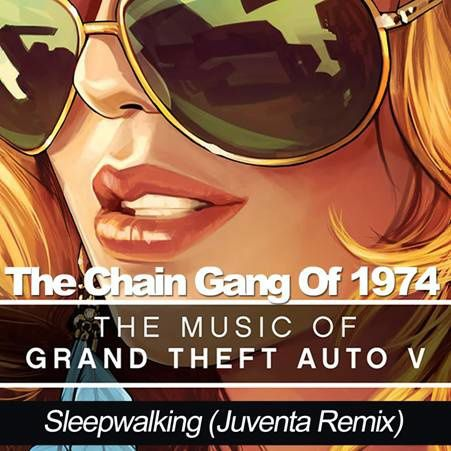 Sleepwalking remixé par Juventa (Remix officiel de GTA V)