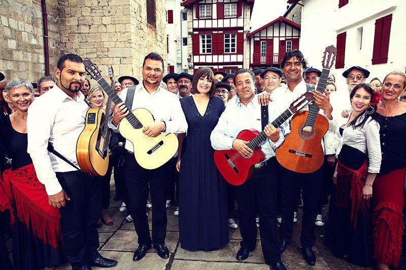 Les Voix Basques présentent leur nouveau clip &quot&#x3B;Le Sud&quot&#x3B;