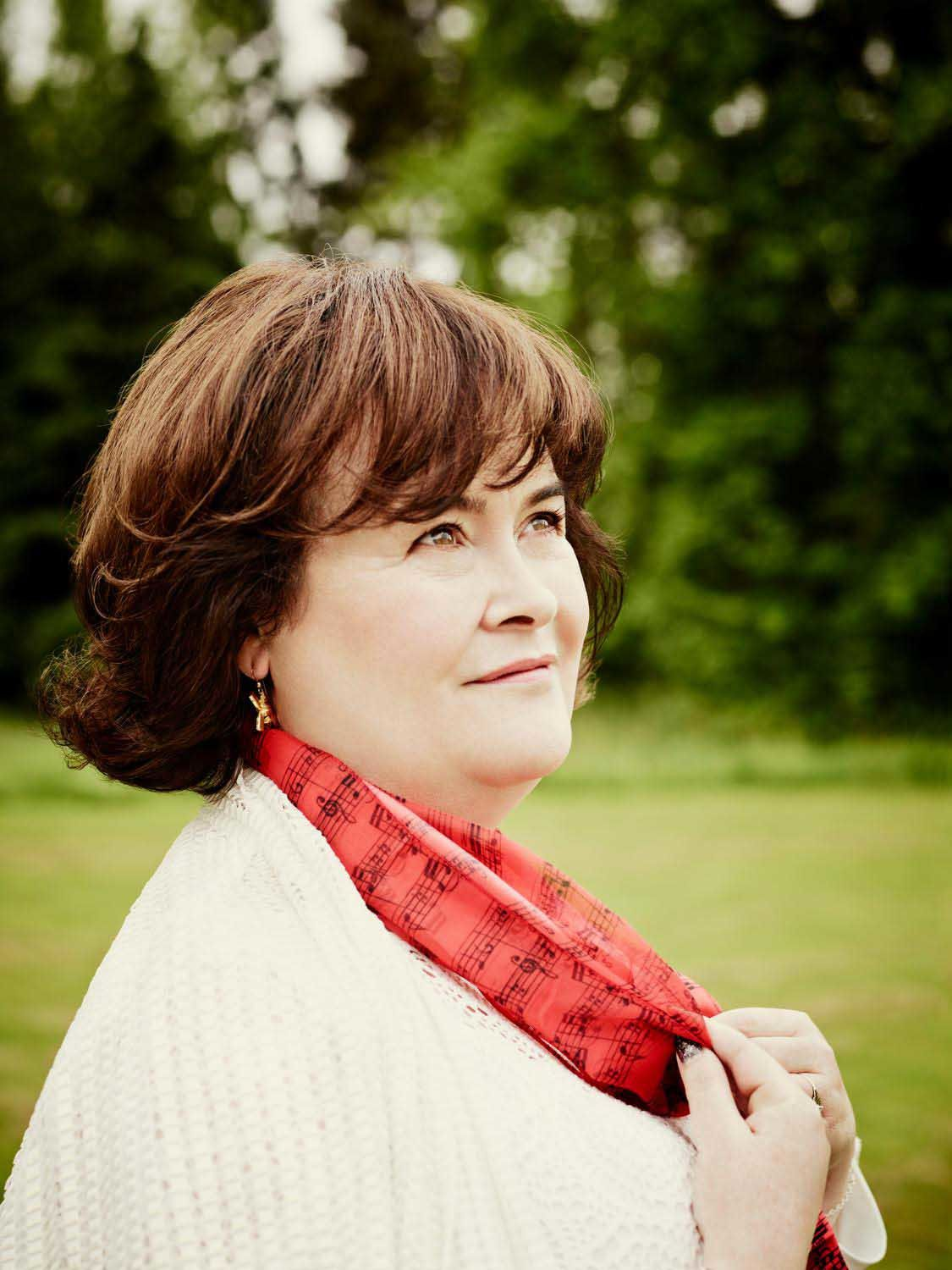 Susan Boyle : Nouvel album &quot&#x3B;Hope&quot&#x3B;