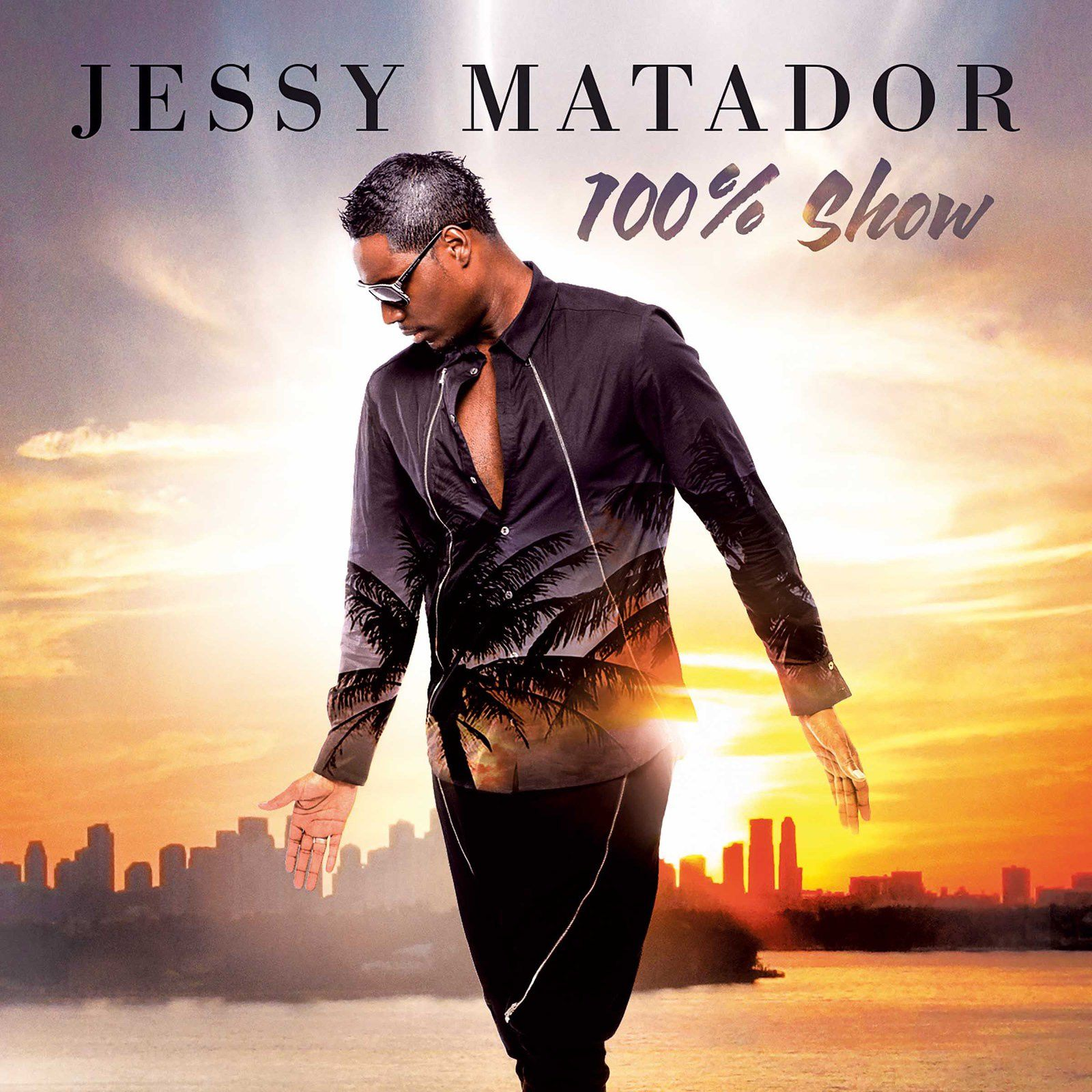 Jessy Matador : &quot&#x3B;100% Show&quot&#x3B;, le Best of enfin disponible