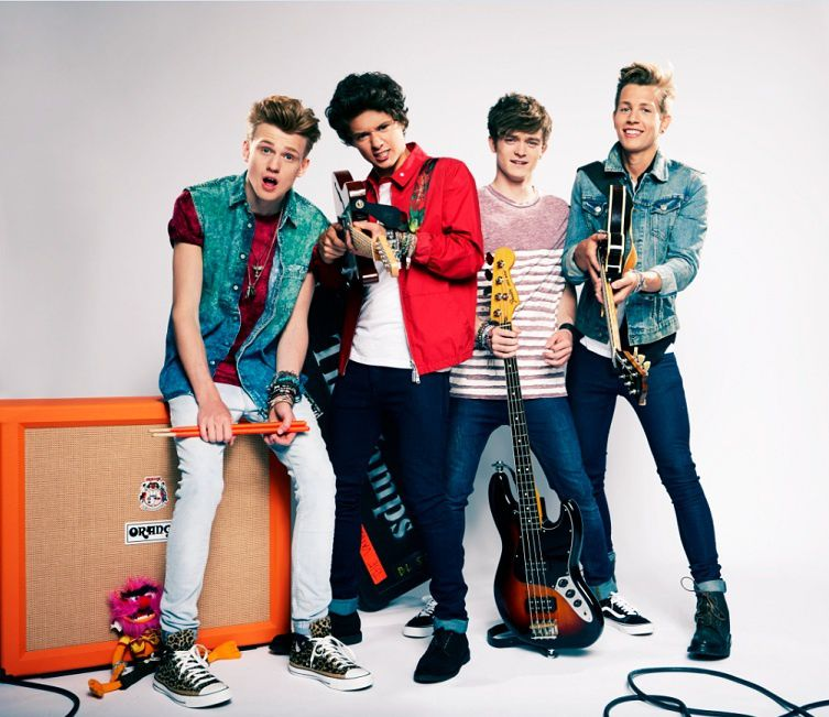 The Vamps.