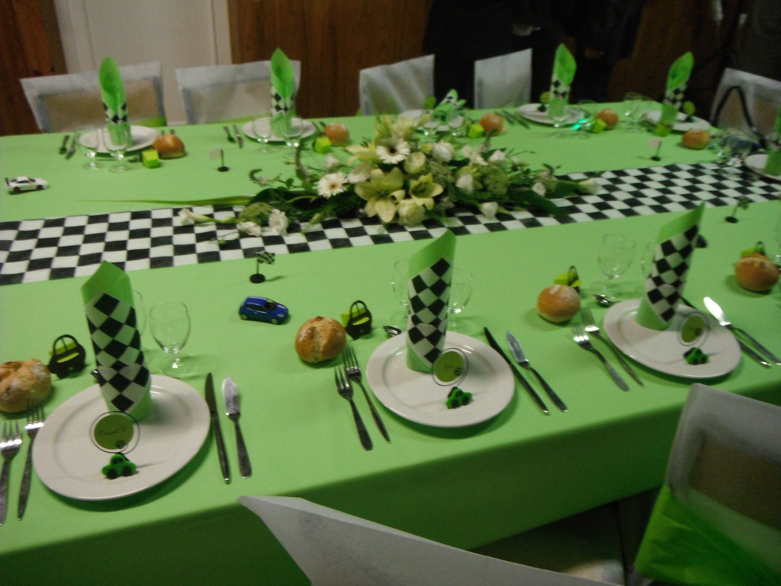 Deco De Table Anniversaire Homme Fashion Designs