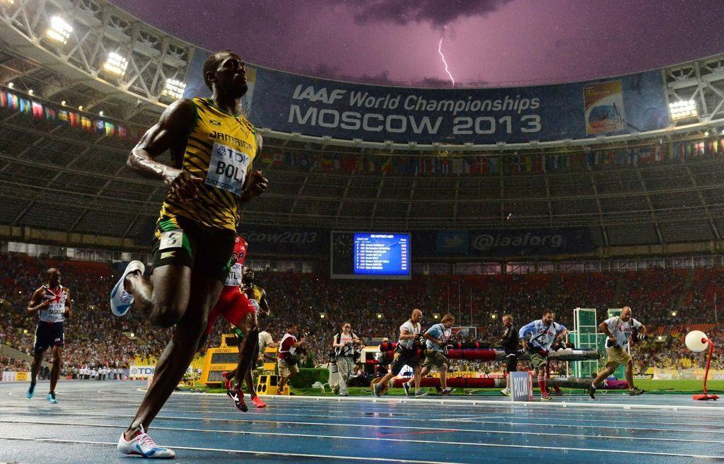 Bolt l'éclair