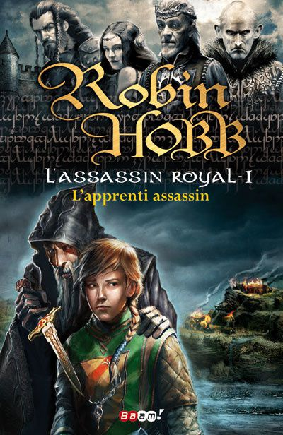 L'assassin Royal T1 L'apprenti assassin