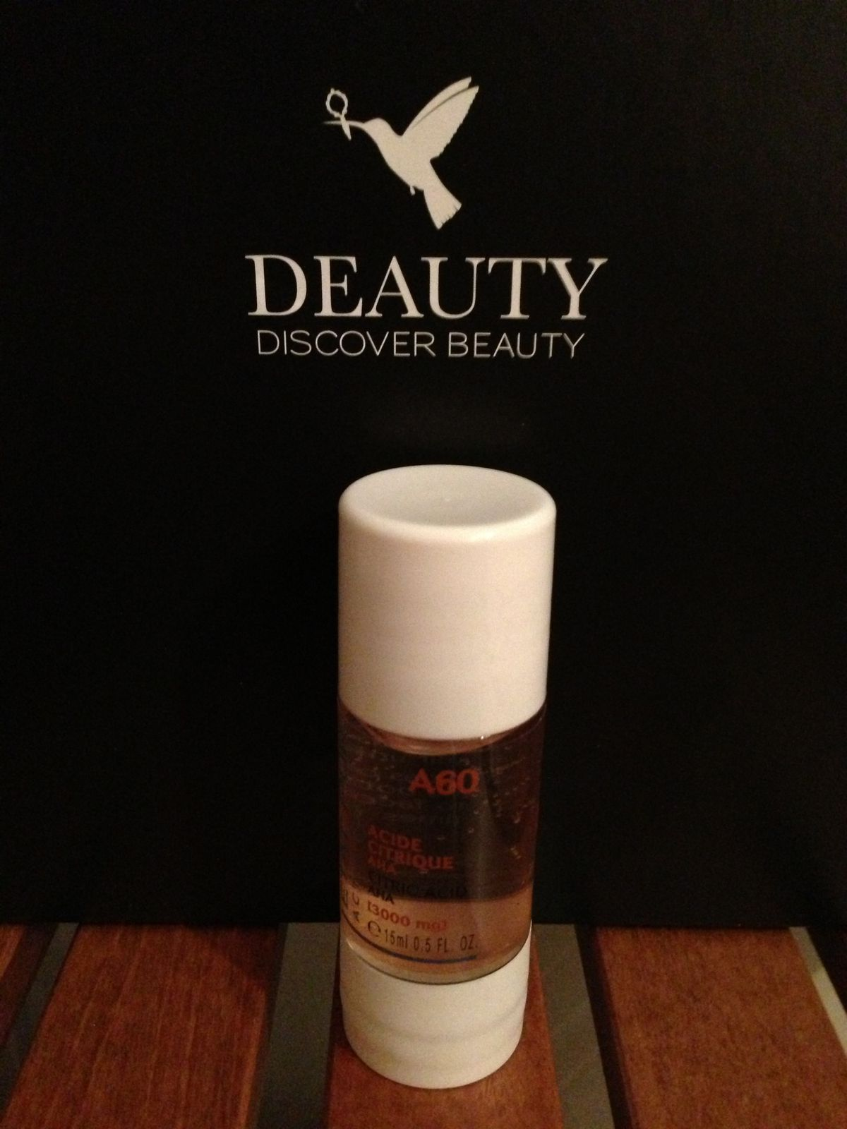 Ma Deauty Box Décembre 2012