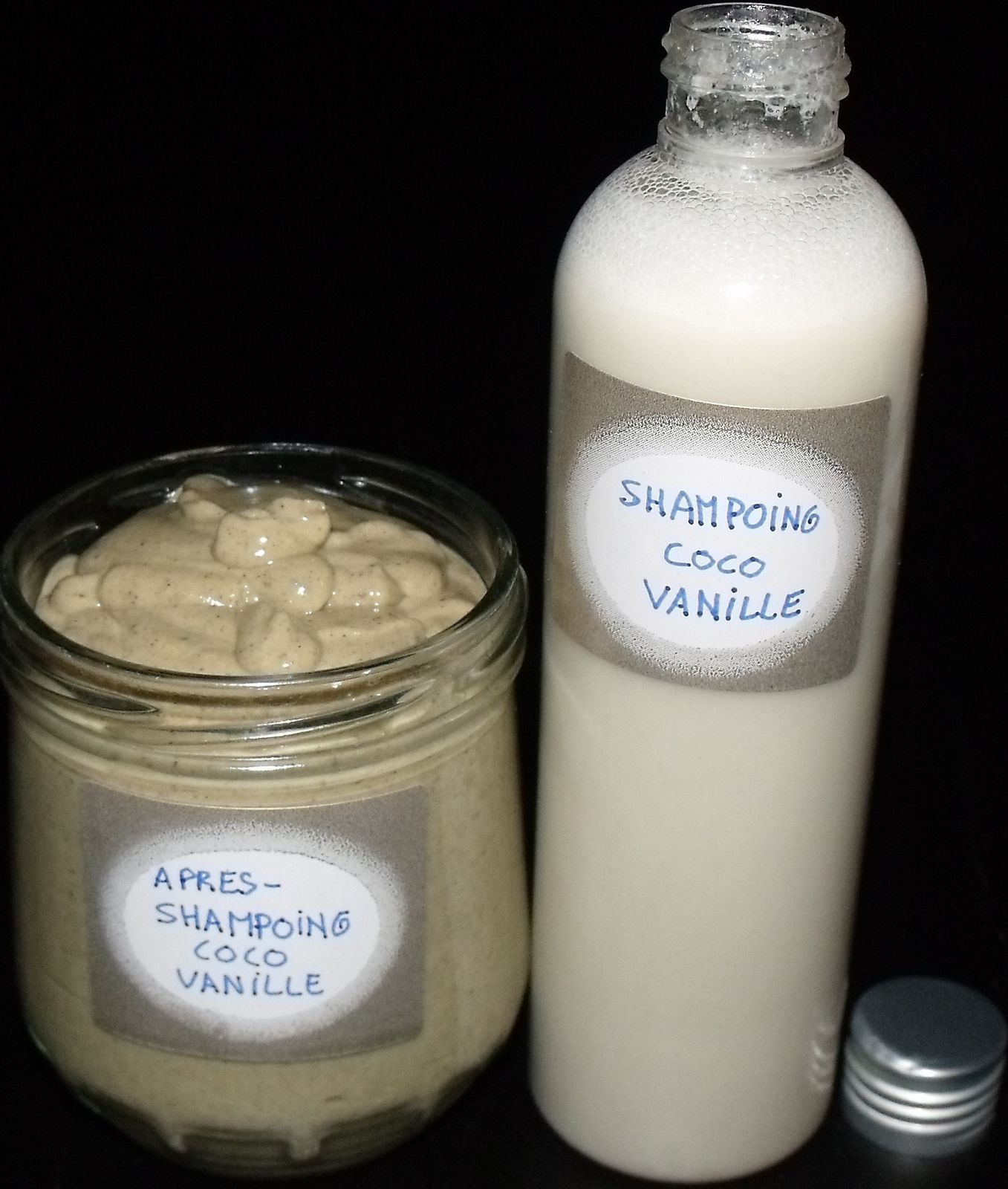 Recettes Shampooing &amp&#x3B; AS Coco-Vanille