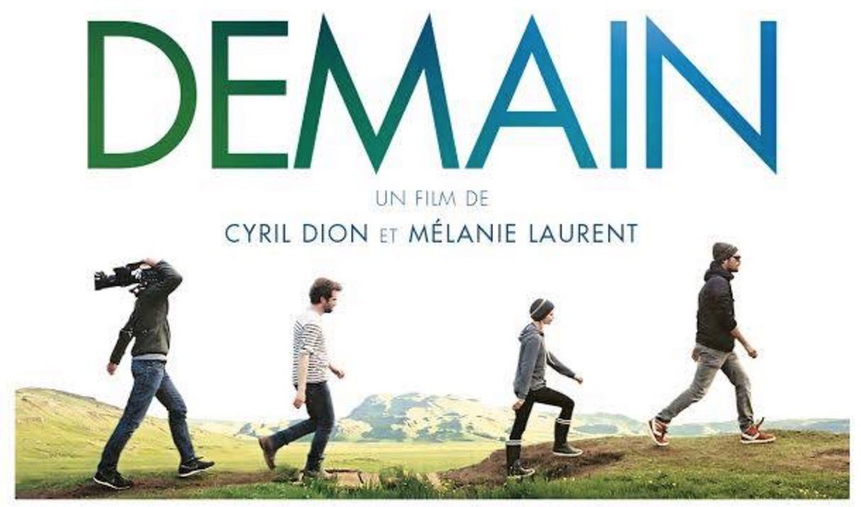 """Demain"" de Cyril Dion & Mélanie Laurent"