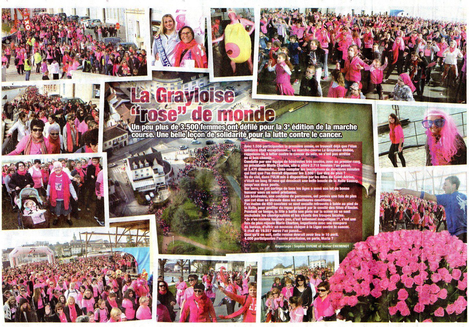 3ème édition dans LA PRESSE DE GRAY
