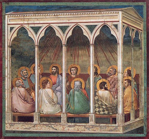 Pentecost: surprised by God