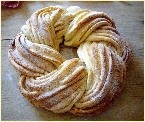 Tresses cannelle et cardamome