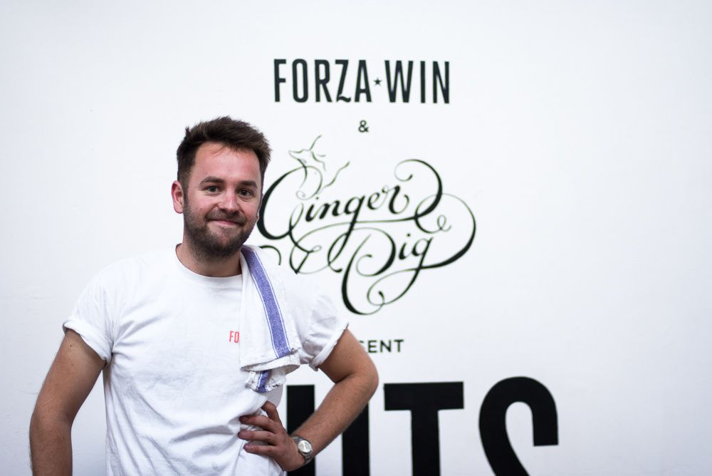 CUTS Supperclub by Forza Win &amp&#x3B; Ginger Pig