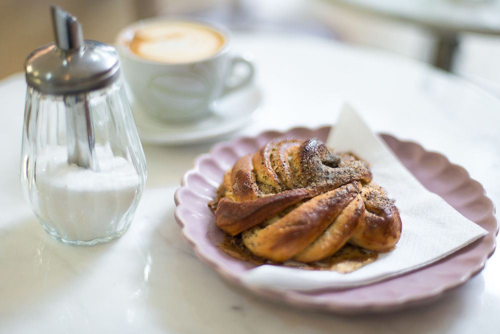 Fabrique Bakery and a recipe for Cinnamon Buns