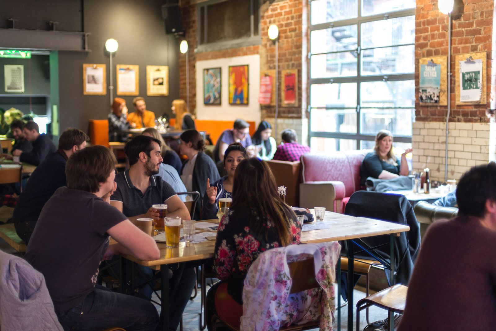 Brunch by Laynes at Belgrave Music Hall in Leeds