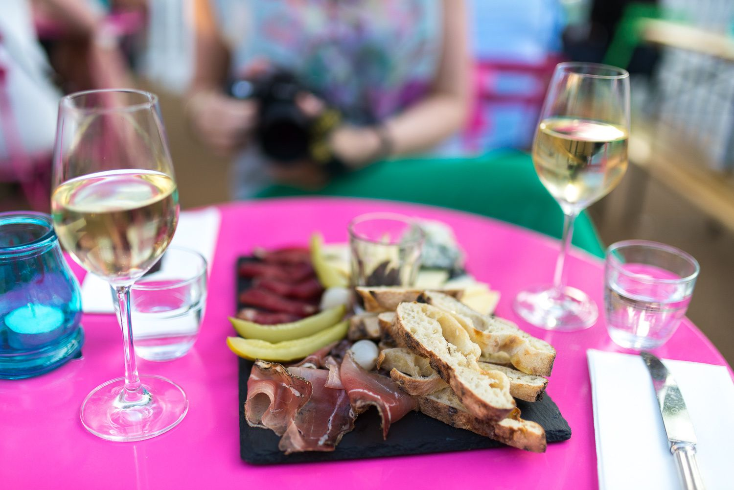 WC Wine &amp&#x3B; Charcuterie in Clapham Common