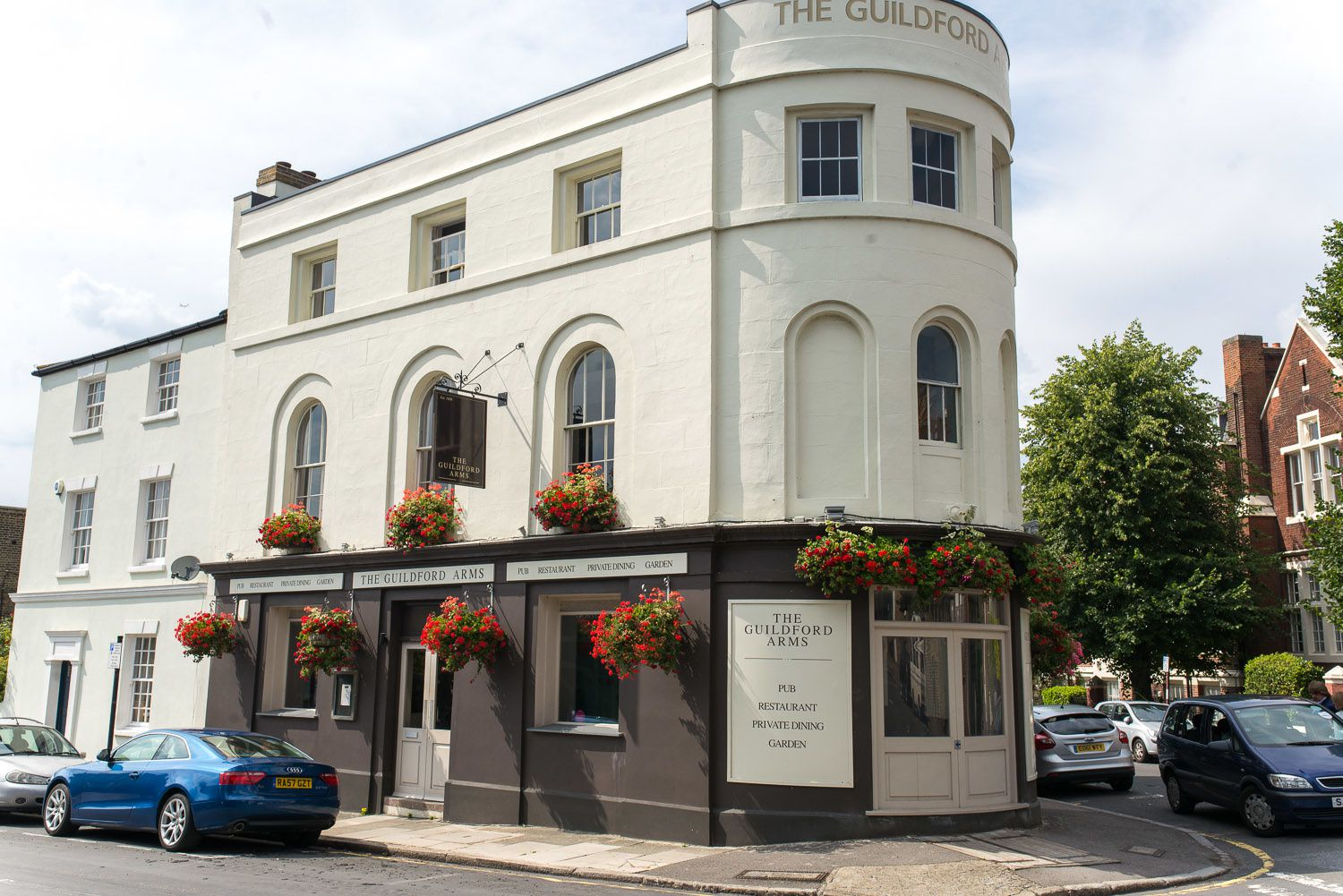 The Guildford Arms in Greenwich