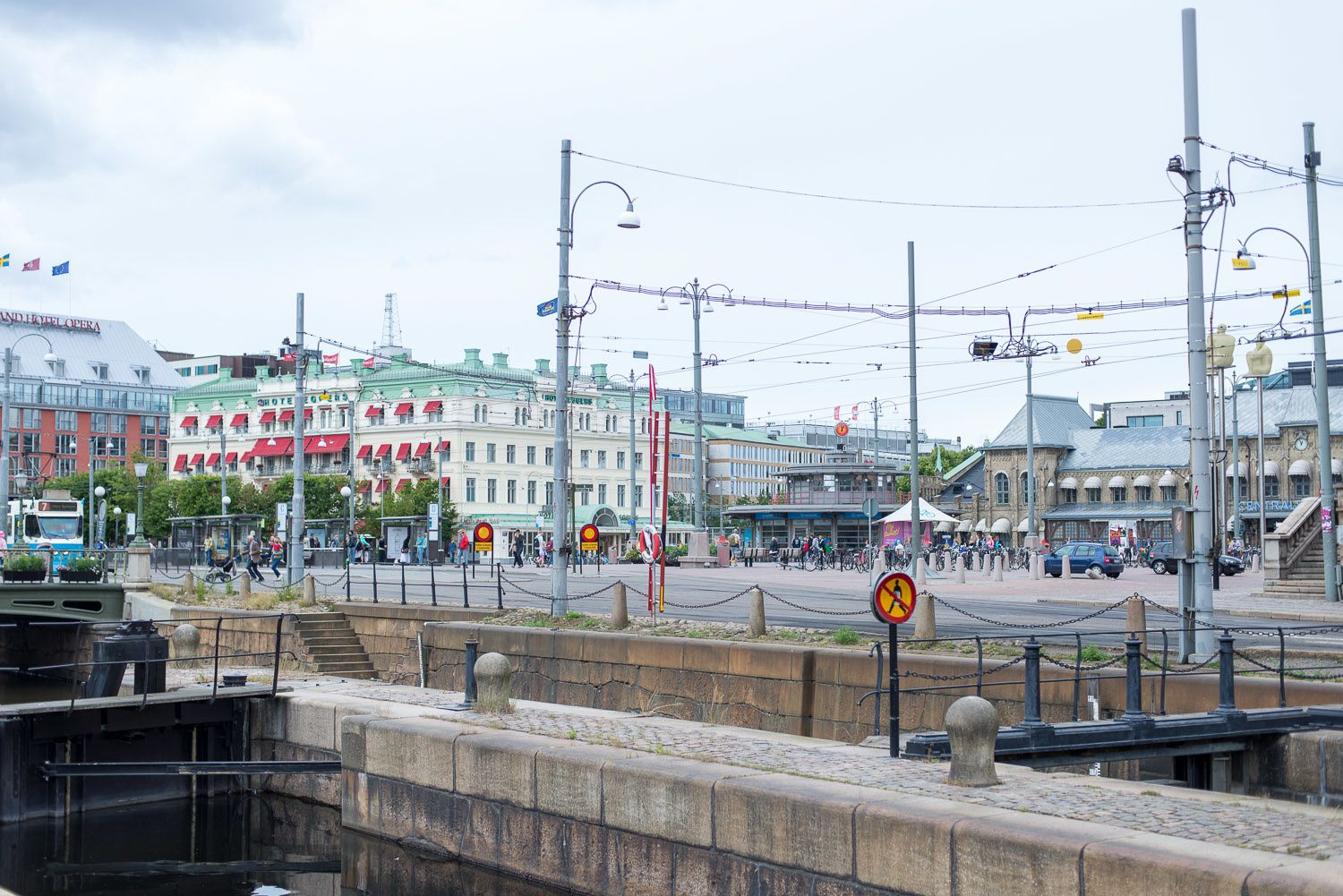 Midsummer in Gothenburg, Sweden