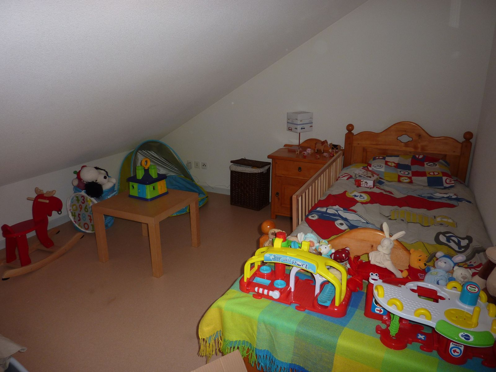 Suite chambre Isaac