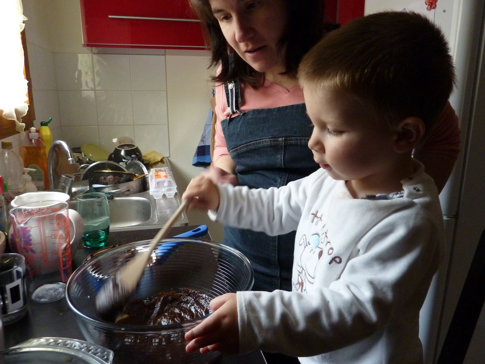 Aide cuisinier