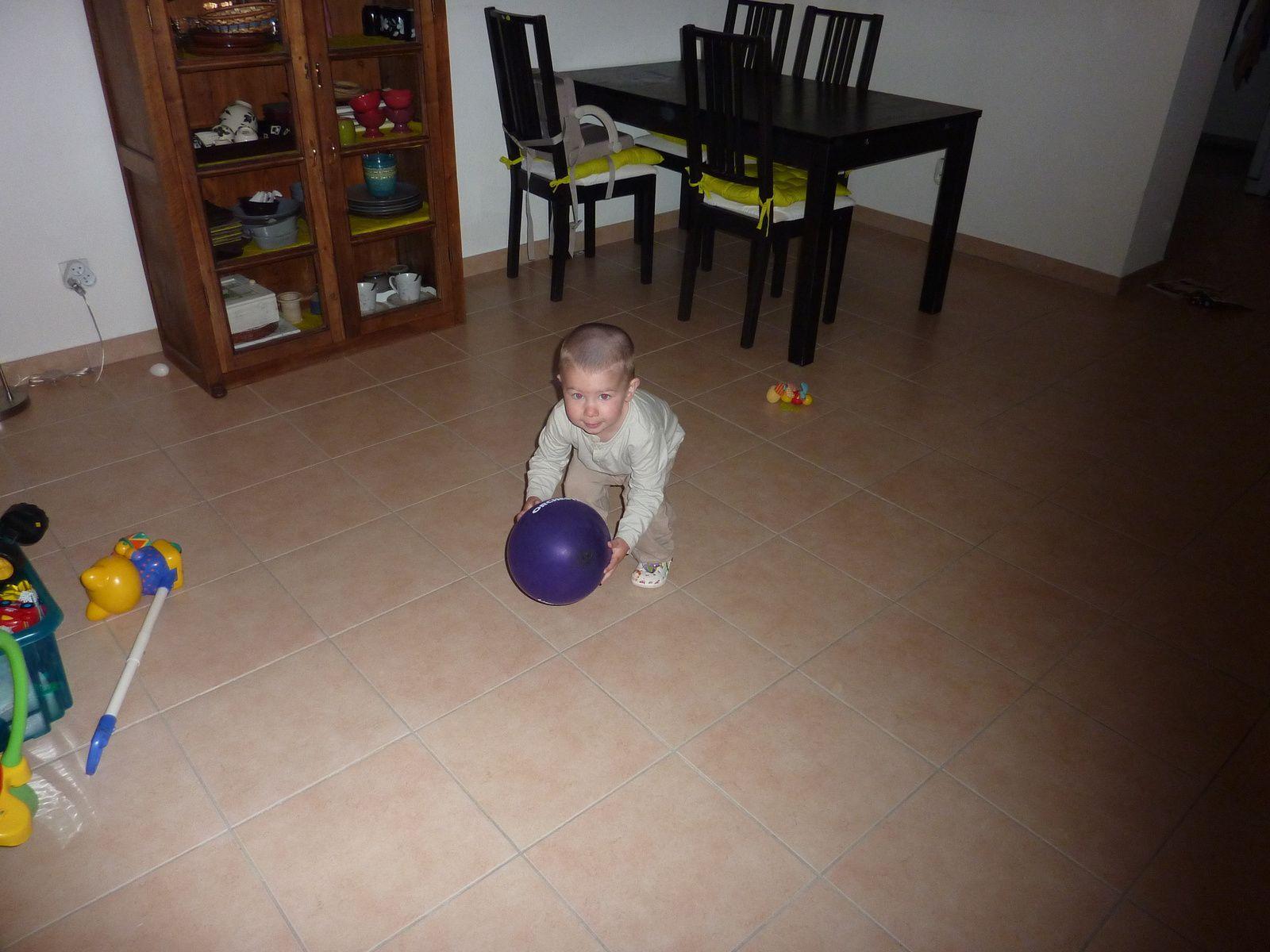 Ballon et transat