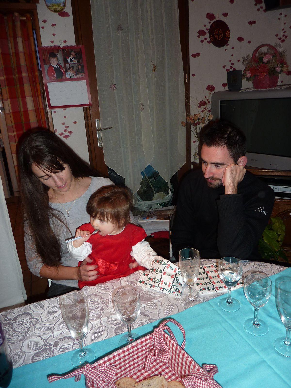 Noel chez mes parents