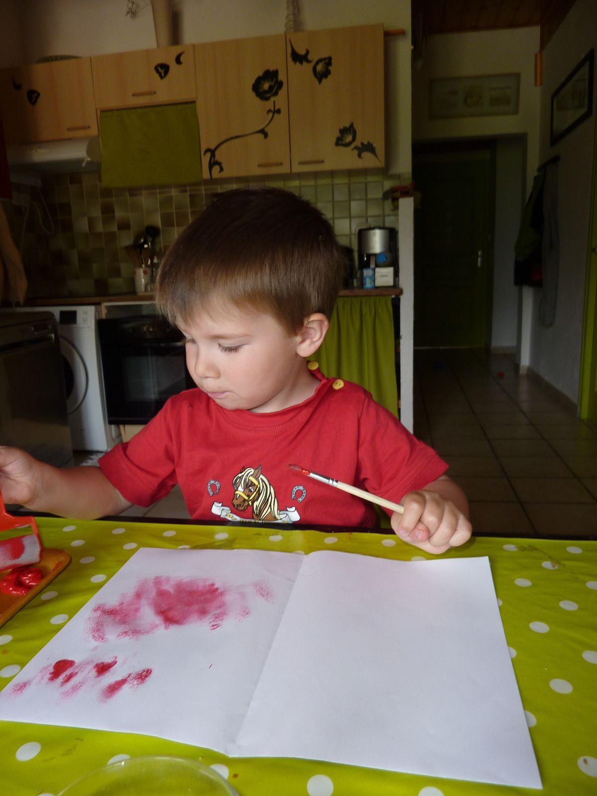 Mon petit peintre