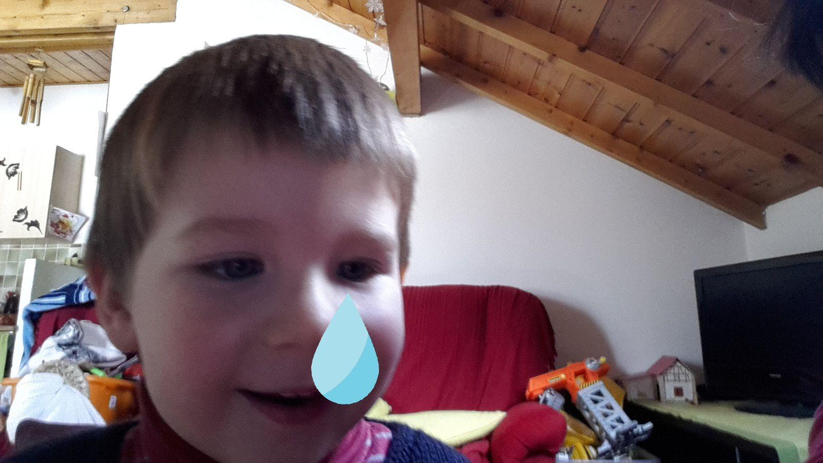 Isaac et la tablette