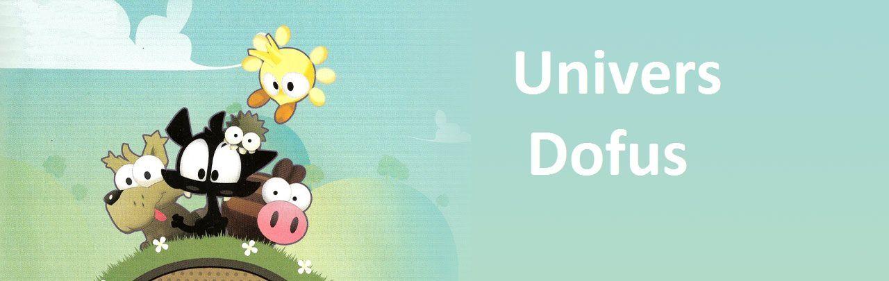 Univers Dofus: Concept Art
