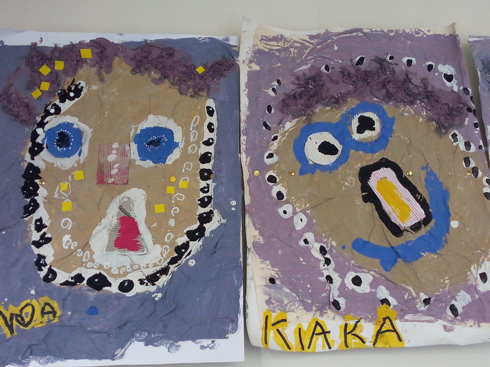 Aboriginal portraits