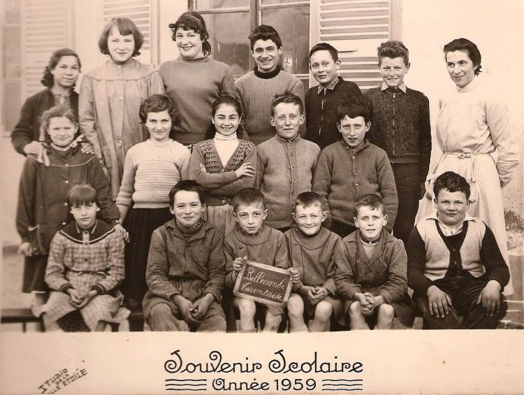 Bellecombe 1959 les grands