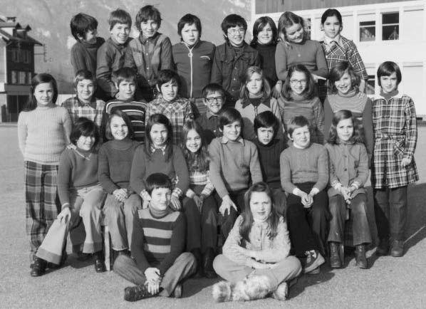 Aigueblanche 1976 CM2