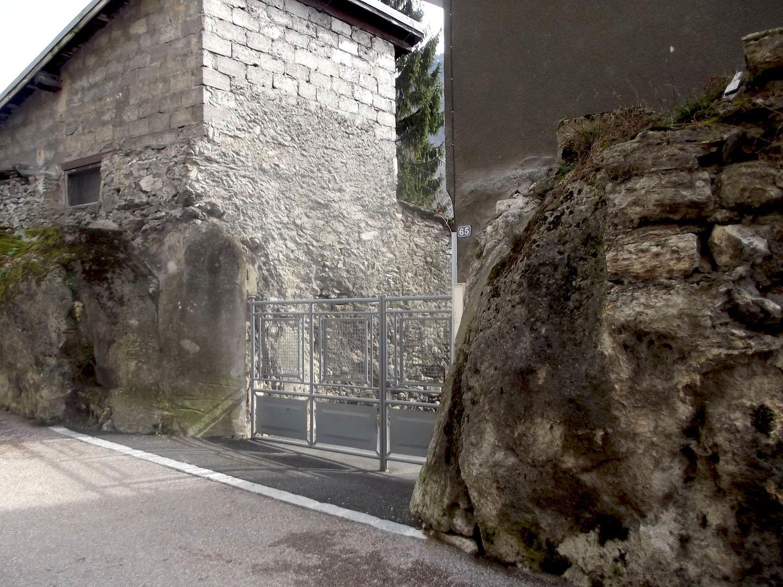 le passage et le siphon romain