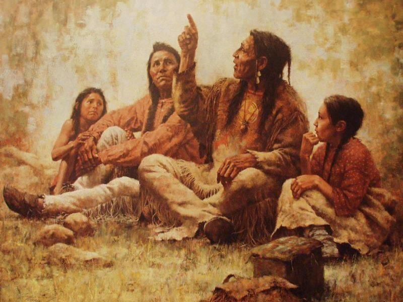 Médecine cherokee et guérison