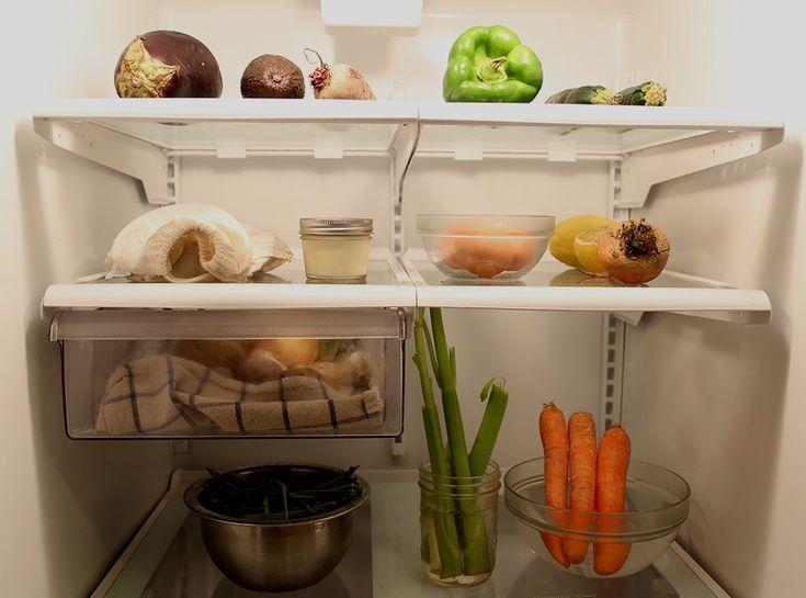 baisse des nutriments dans notre alimentation...