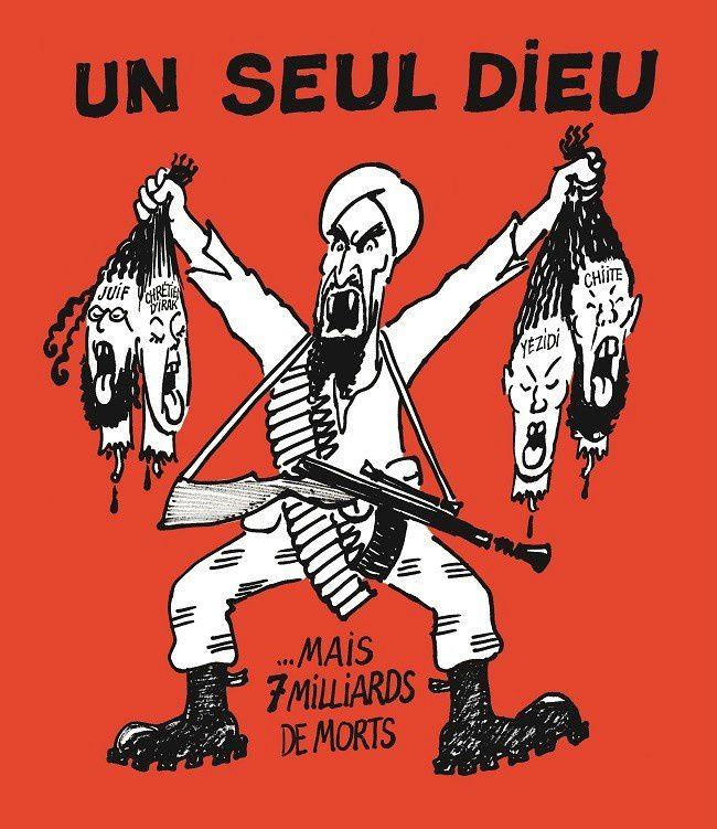 Orphelins de Charlie Hebdo...