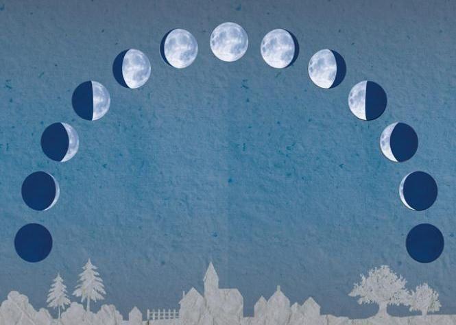 Pourquoi dit on que la lune est ascendante ou descendante grained 39 - Lune montante et descendante ...
