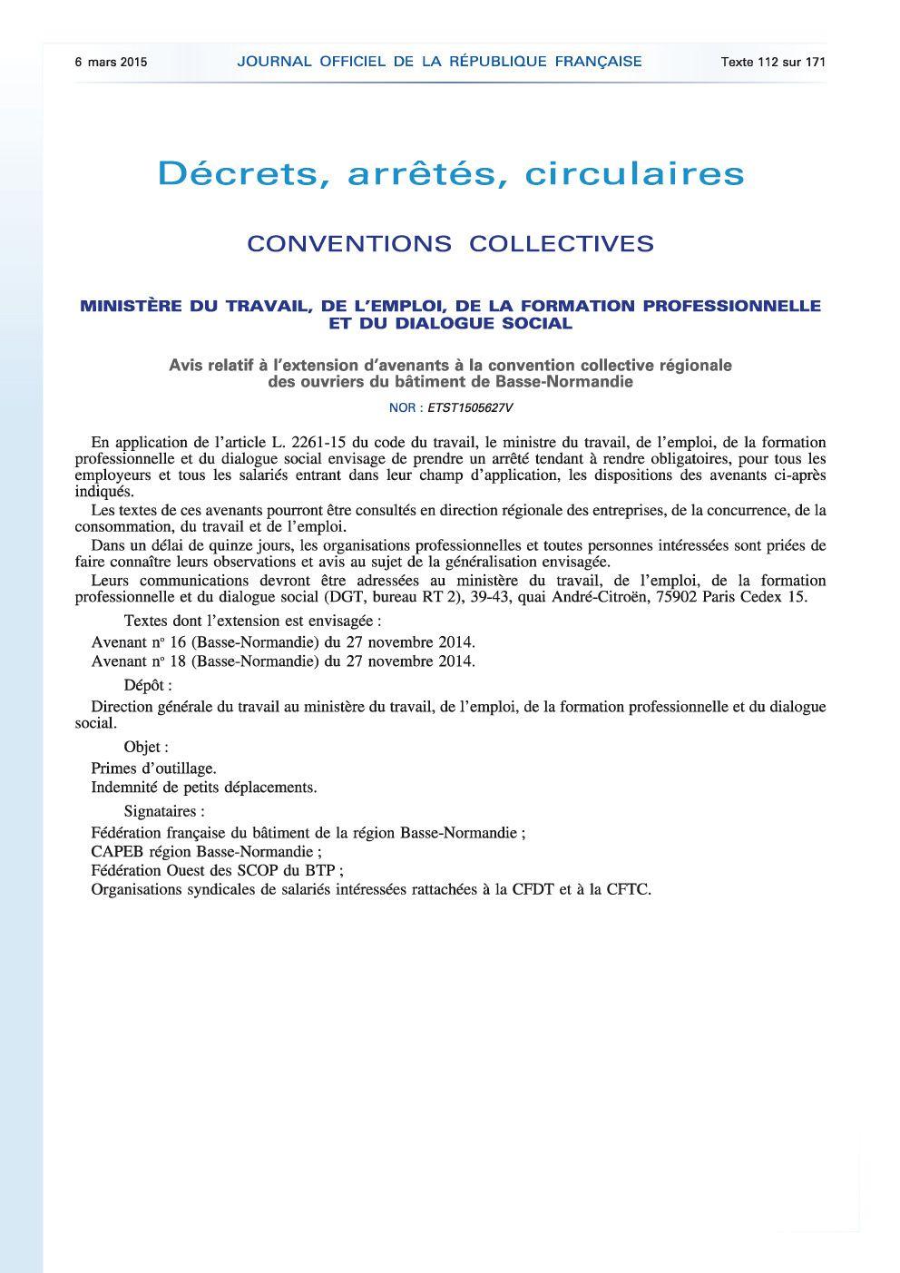 Salaires Ouvriers Basse Normandie Cnc Batiment Cfdt