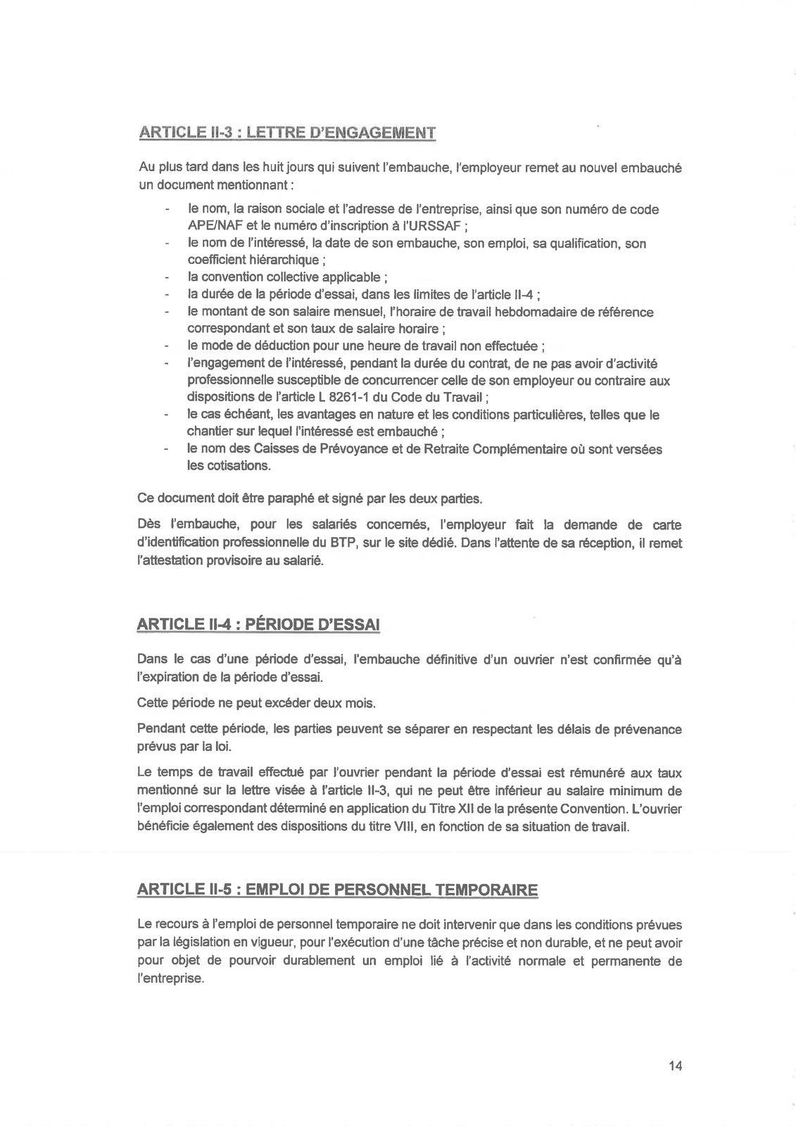 Les Conventions Collectives Du Batiment Cnc Batiment Cfdt