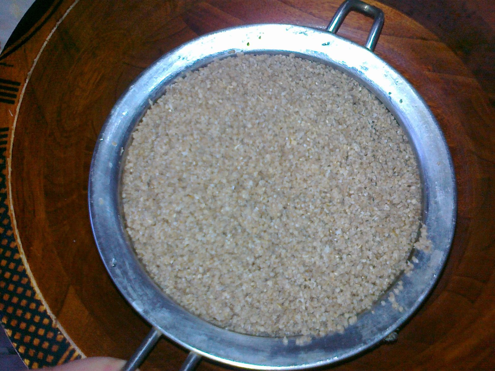 couscous d'orge