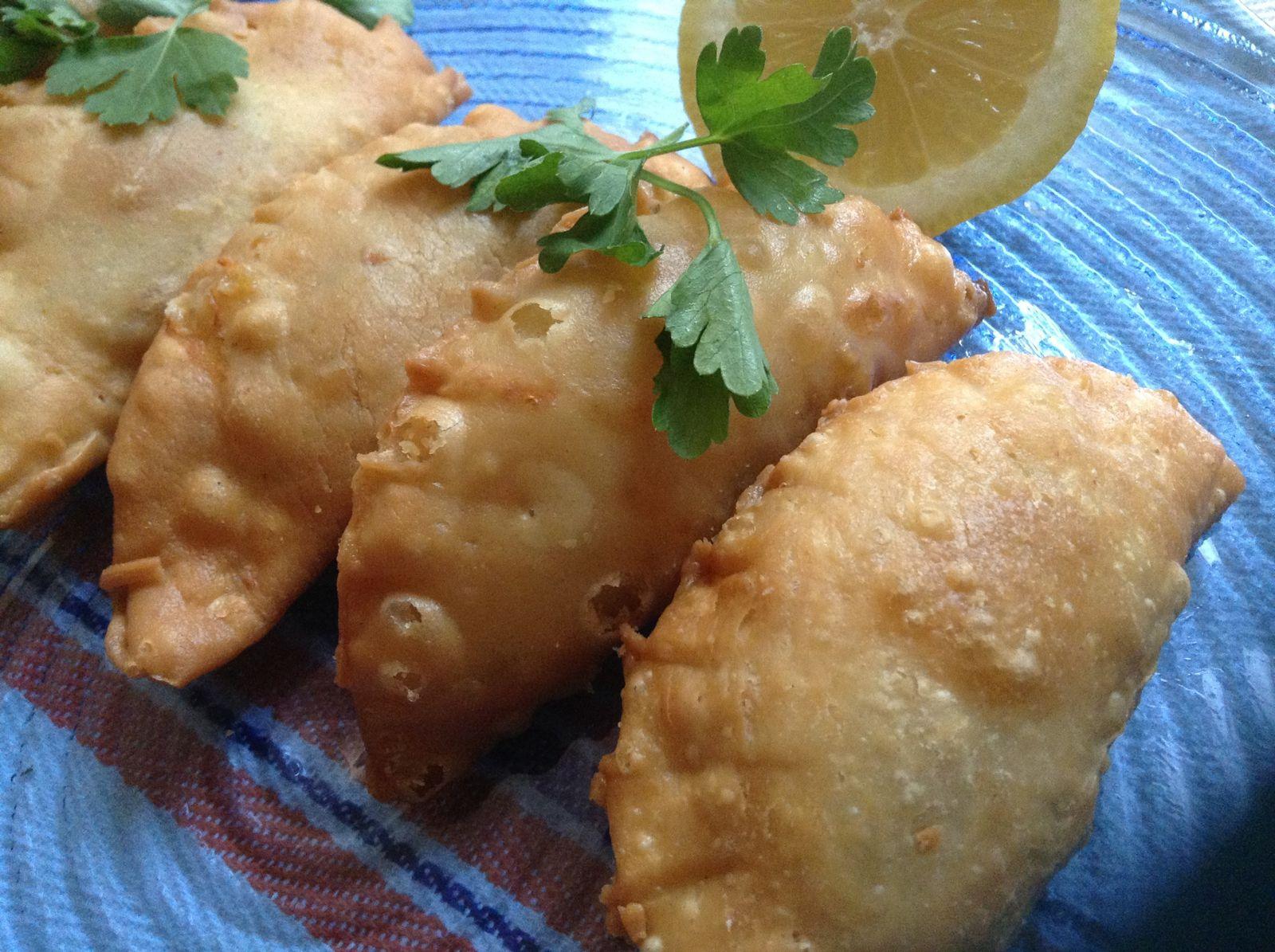 Bourek laadjine à la viande hachée pour Ramadan