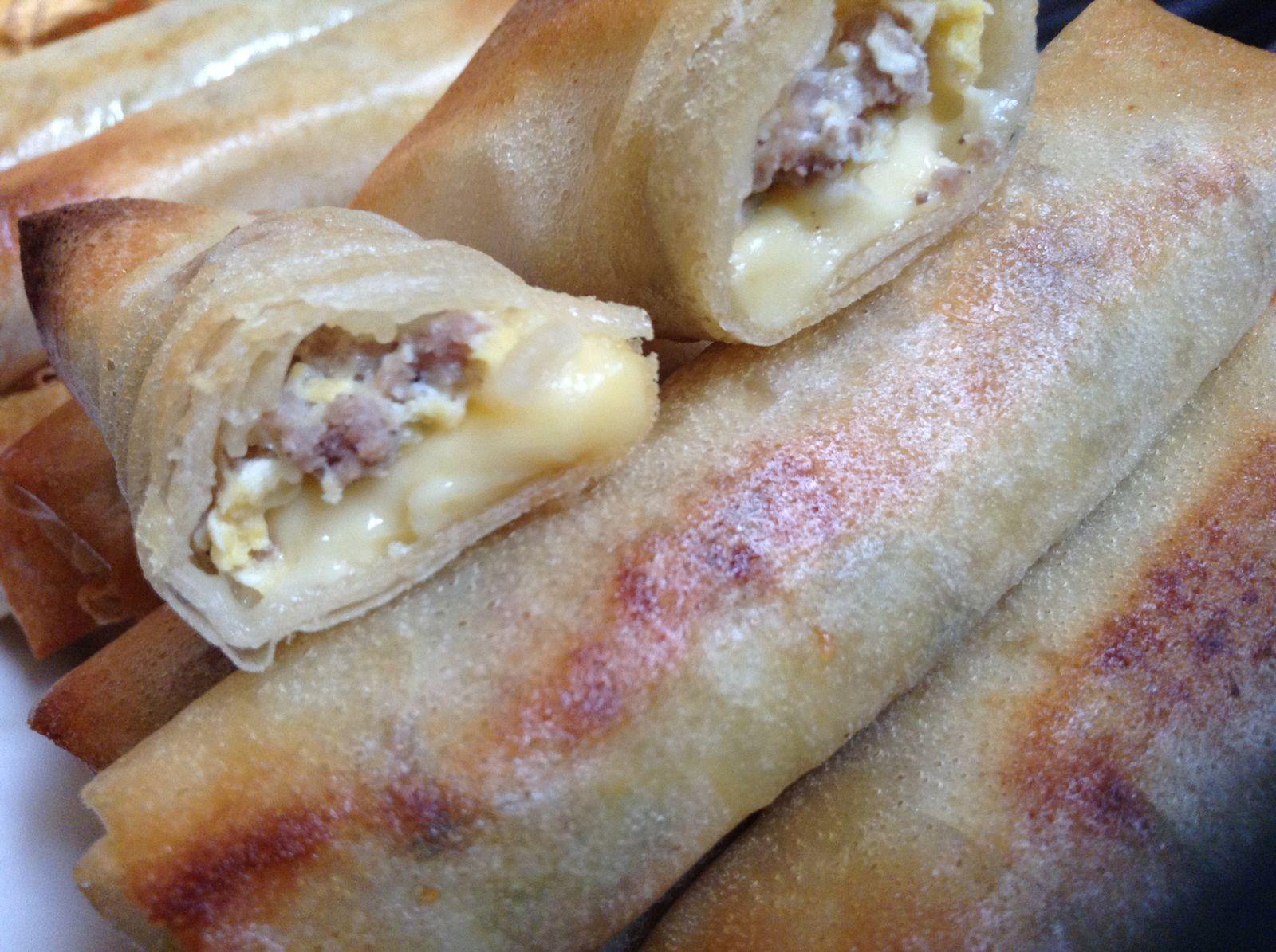 Bourek à la viande hachée et fromage au four&quot&#x3B; pour Ramadan&quot&#x3B;
