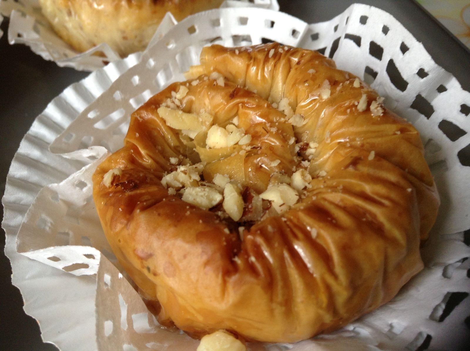 Baklawa rolls aux noisettes mhancha pour ramadan blogs - Blog de cuisine orientale pour le ramadan ...