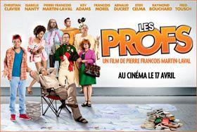 Critique du film &quot&#x3B;Les Profs&quot&#x3B;